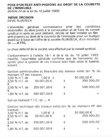 Loiselet Daigremont Une Resolution De Suivi De Travaux Qui