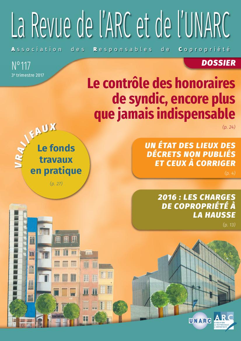 la revue de l u2019arc du troisi u00e8me trimestre 2017 disponible en format  u00e9lectronique ou sur papier