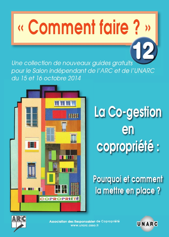 Rfcs cogestion compl mentarit ou double emploi - Convention de copropriete ...