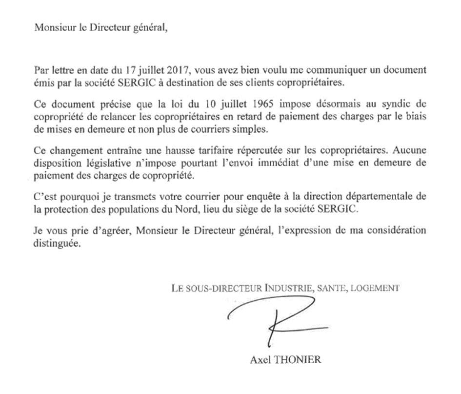 La Direction Generale De La Concurrence De La Consommation Et De La