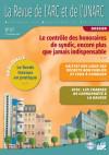 """Les revues """"bulletins de l'ARC"""""""