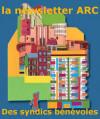 la newsletter ARC spécialement dédiée aux syndics bénévoles